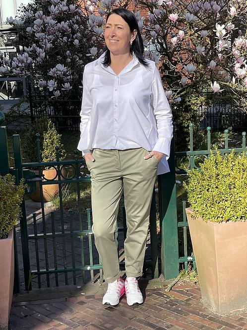 SALE Stehmann - Schöne Chino mit Tüllgürtel