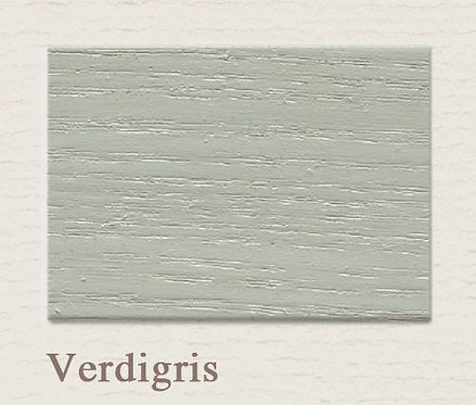 "Outdoor ""Verdisgris"" Painting the Past"