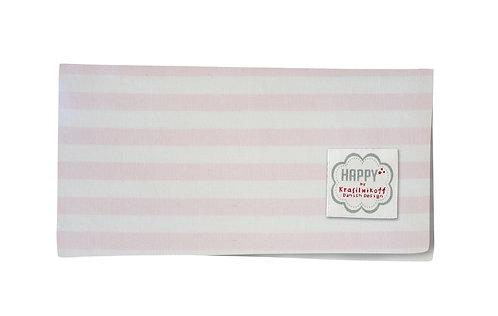 """Küchenhandtuch """"Big Stripes Pink"""" von Krasilnikoff"""