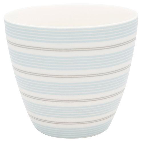 GreenGate -Latte Cup - Tova Pale Blue
