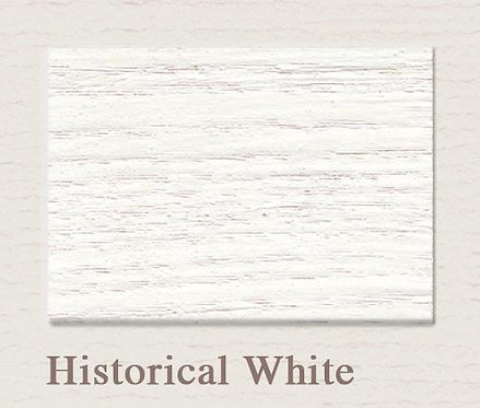 "Outdoor ""Historical White"" Painting the Past"