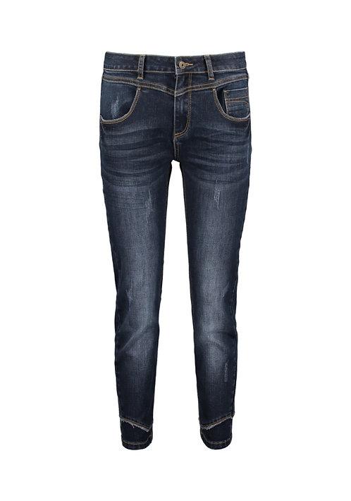 SuZa - Dunkelblaue Jeans