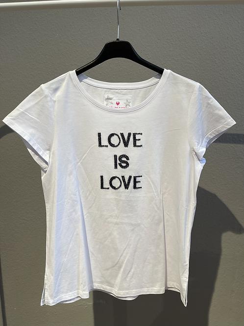SALE  -  T-Shirt Lieblingsstück - Love is love