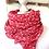 Thumbnail: Halstuch -  Rosa mit kleinen Blümchen