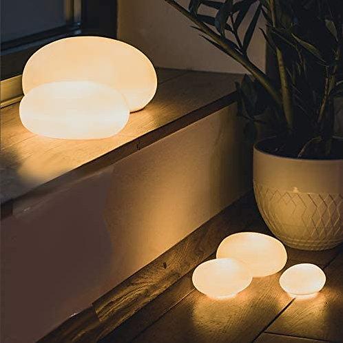 RÄDER - Leuchtkieselstein - Groß