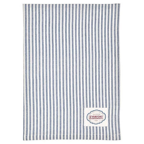 Greengate Geschirrtuch - Alice Stripe Blue