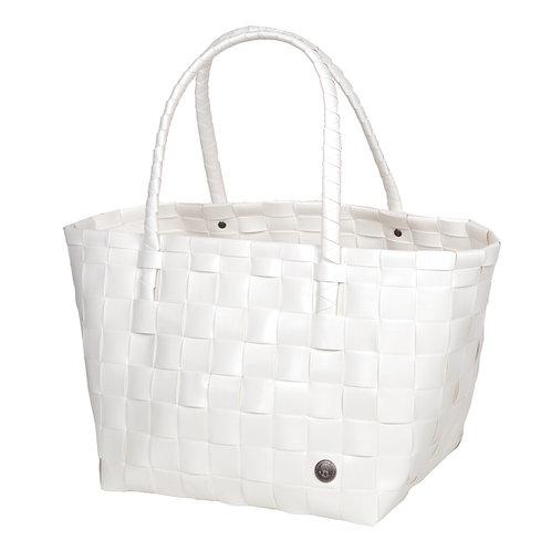Einkaufskorb Weiß