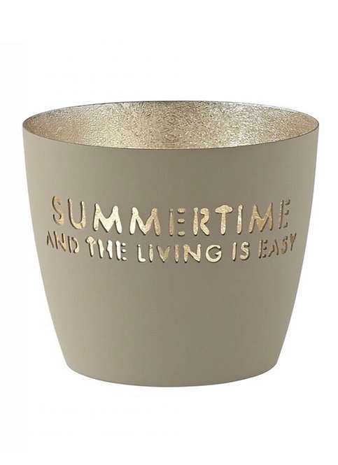 Giftcompany - Madras Windlicht - Summertime...