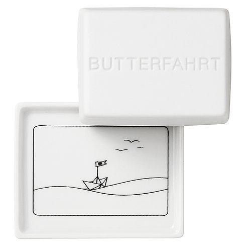 """RÄDER - Butterdose """"Butterfahrt"""" - Groß"""