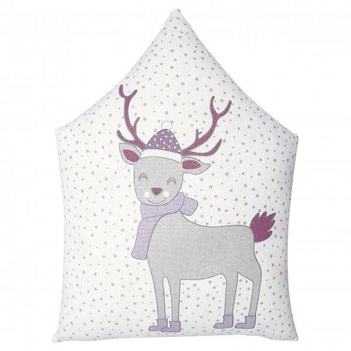 GreenGate - Kinderkissen (30 x 40 cm) - Deer Lavender
