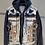 Thumbnail: SALE  - Hochwertige Jeansjacke mit Sweatshirt