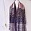 Thumbnail: Blaues Tuch mit unterschiedlichen Mustern