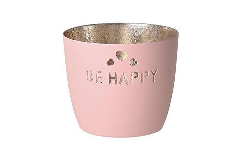 Giftcompany - Madras Windlicht - Be happy