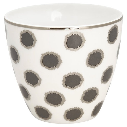 Greengate Lattecup - Savannah White