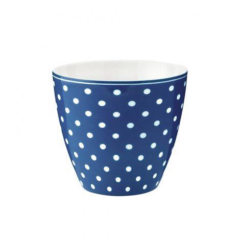Greengate Lattecup - Spot Blue