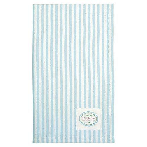 Greengate Geschirrtuch - Alice Stripe Pale Blue