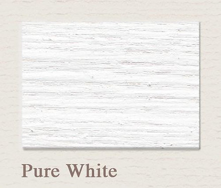 "Outdoor ""Pure White"" Painting the Past"