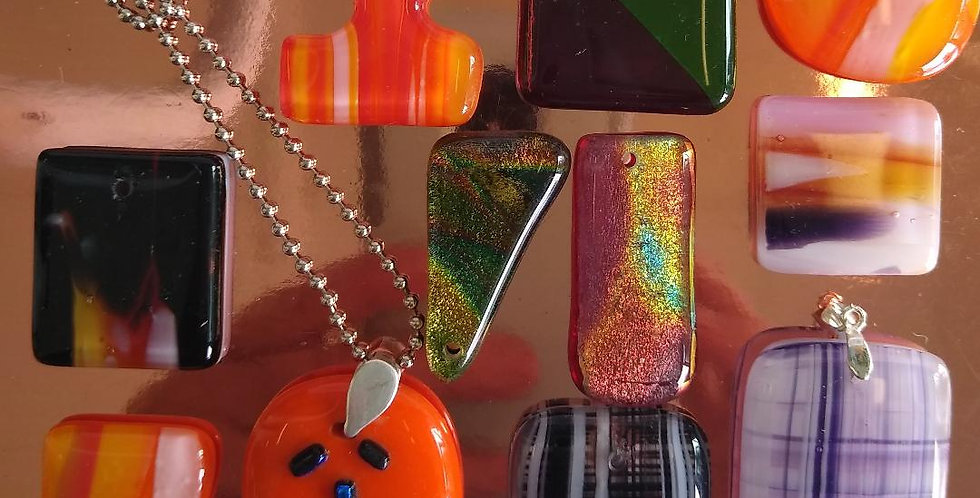 Fall Glass Fusing October 17th