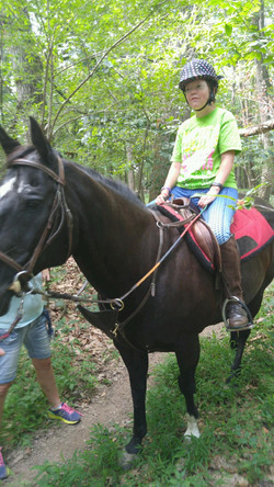 1st Trail Ride