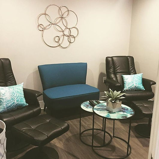 Restore Lounge with Massage Chairs