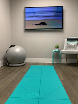 Yoga & Meditation Room