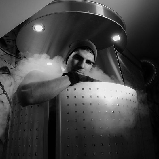 Whole Body Cryotherapy for pain relief
