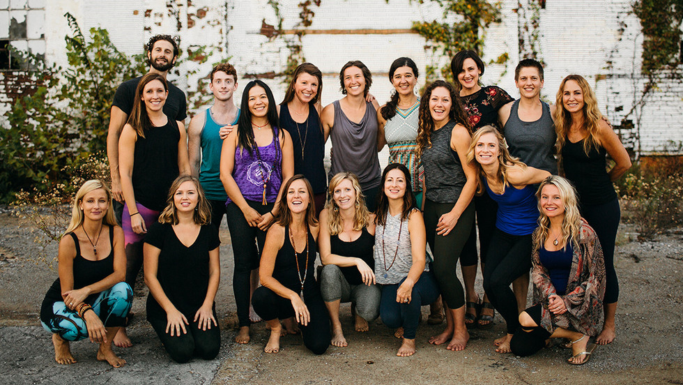 The Teachers of Yoga Landing