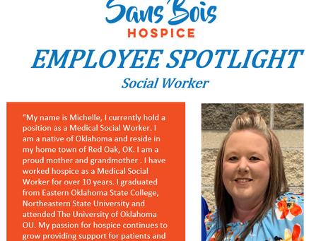 Employee Spotlight 09/28/20