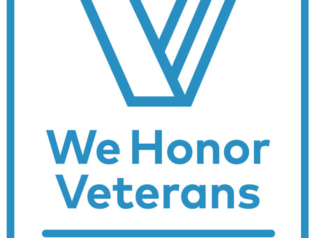 We Honor Veterans Level 1 Partner