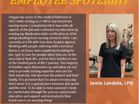 Employee Spotlight 07/21/2020