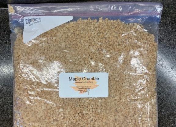 5 Pound Maple Crumble