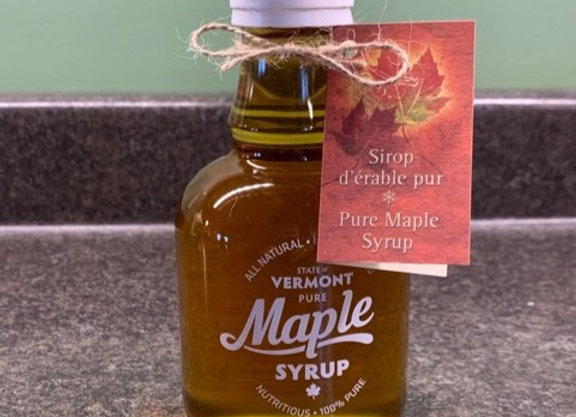 Jug of Pure Vermont Maple Syrup