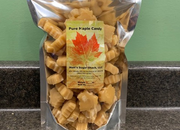 One Pound Soft Maple Candy