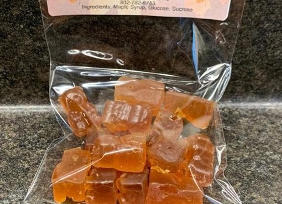 Maple Hard Candy Bears (1oz)