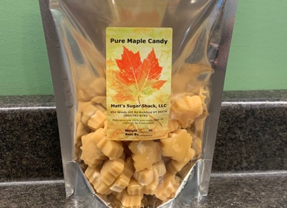Half Pound Soft Maple Candy