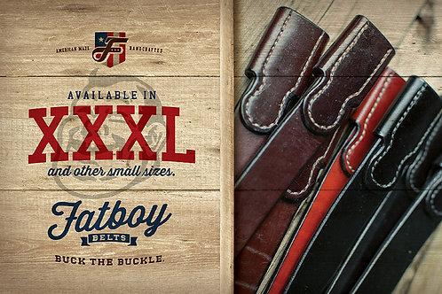 XXXL Fatboy Belt