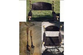 Leathe chair