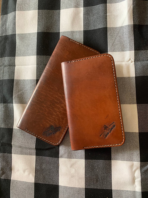 Two Fools Bi-fold wallet