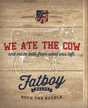 Fatboy Buck the buckle
