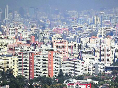 Estudio revela cómo cambió el mercado inmobiliario en Santiago en 10 años