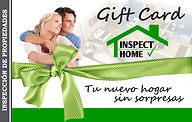 Gift Card Inspect Home