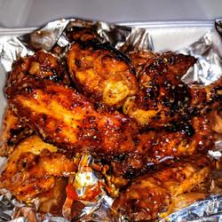 Sweet Heat Wings
