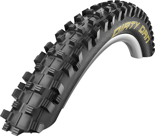 "Dirty Dan Tyre: 26"" x 2.35 Super Gravity Folding"