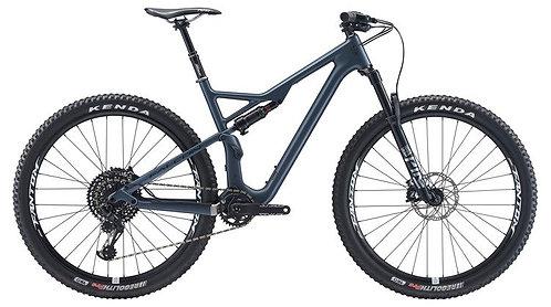 Custom Spec 29er Full Carbon Matt Dark Grey