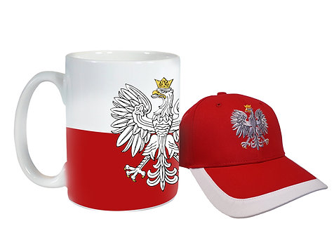 Poland Cap and Mug
