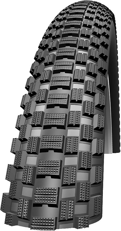 "Table Top Tyre: 24"" x 2.25 Black Wired"
