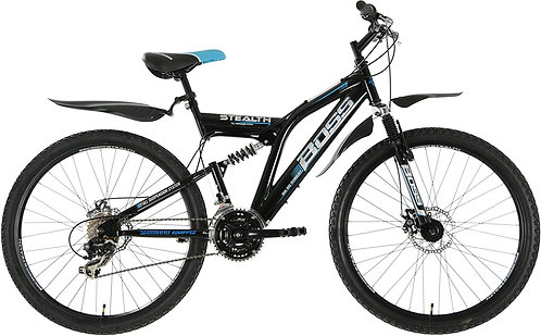 Boss Stealth G18.5 Mens' Mountain Bike