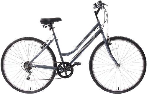 Professional Premium Womens Ladies 700c Wheel Hybrid City Commuter Town Bike