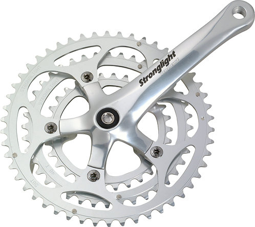 Impact Tandem Chainset: 30/39/51T x 170mm