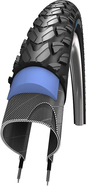 Marathon Plus Tour Tyre: 700c X 40mm Reflex Wired
